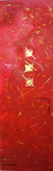 Sonnensturm 150 x 50